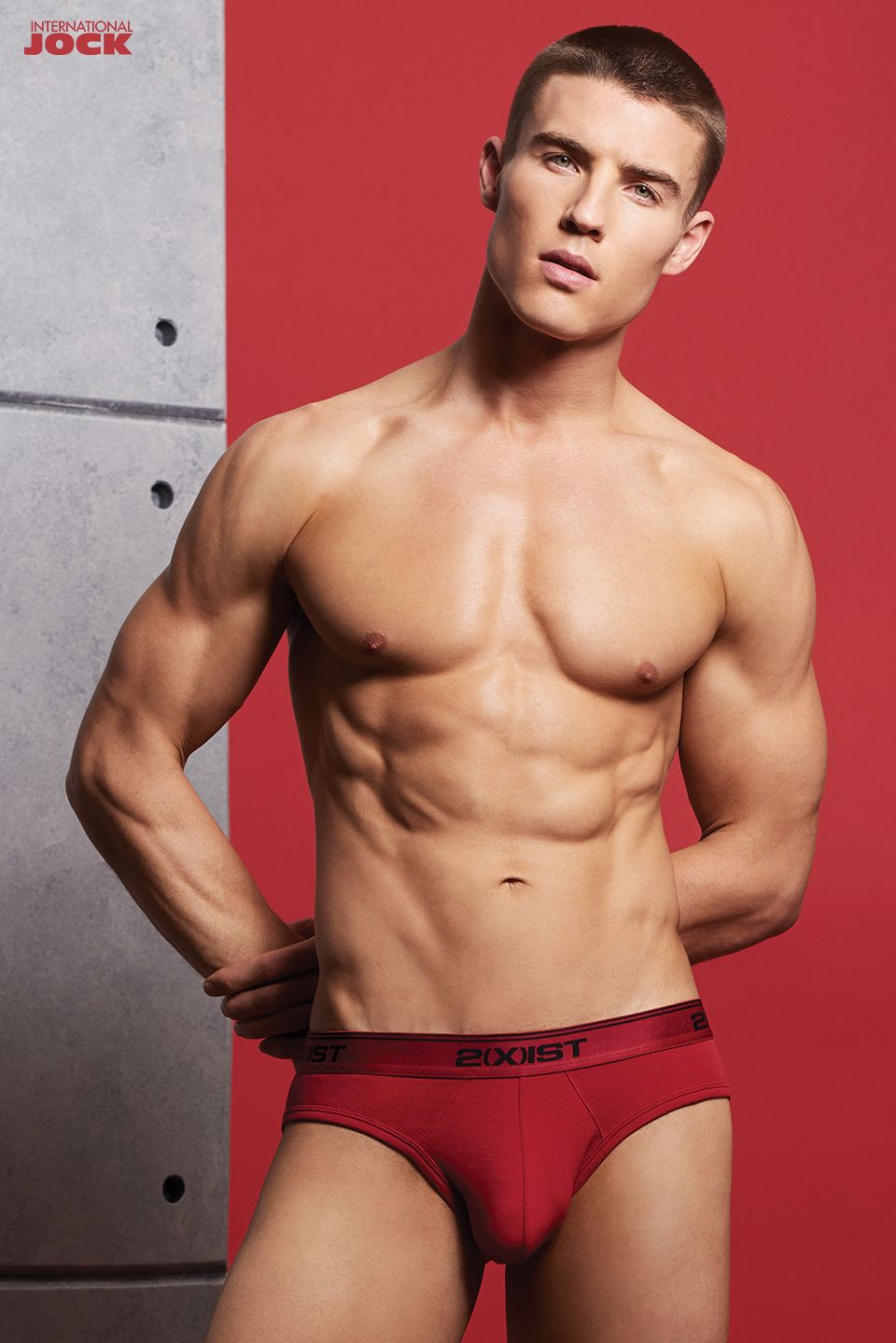 21c607e2a8 #2xist #underwear #male #model #mens #fashion #red #hot #summer #guys #sexy  #bulge
