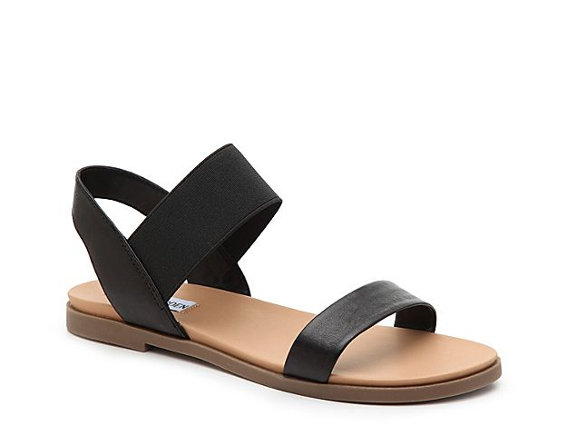 bd7c5c3df74 Women Darnell Flat Sandal -Black