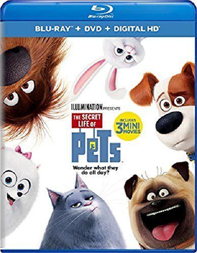 The Secret Life Of Pets On Blu Ray Dvd Digital Hd Only 10 Secret Life Of Pets Pets Movie Secret Life