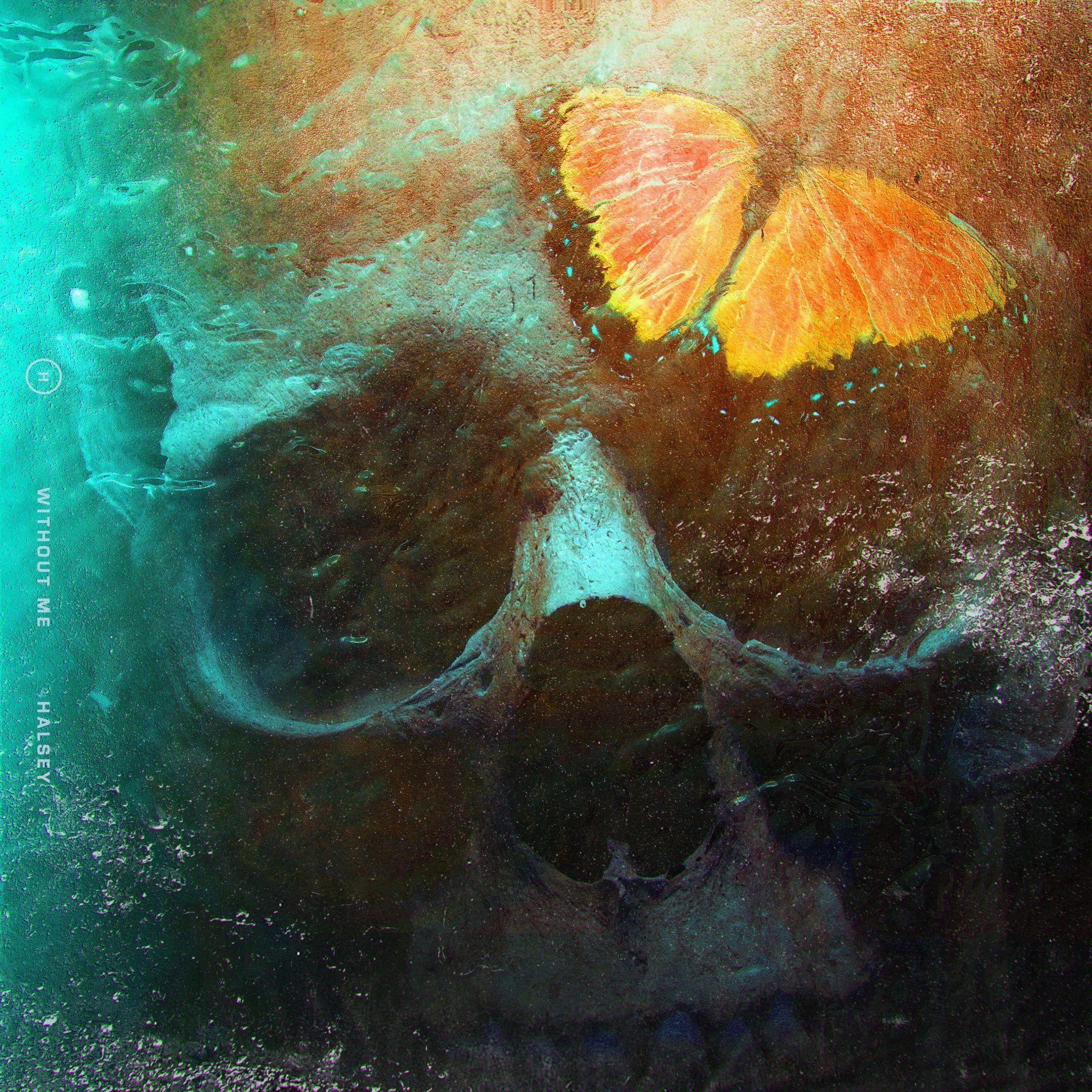 Halsey Badlands Uo Exclusive Lp Mp3 Music Cover