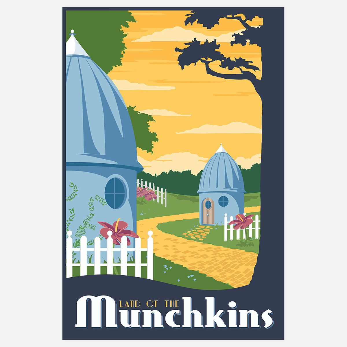 Munchkinland by Steve Thomas | Aunt in Training | Pinterest