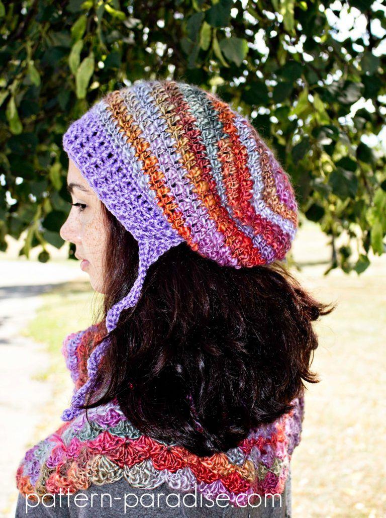 Free Crochet Pattern: Waves of Warmth Slouch | crochet | Pinterest