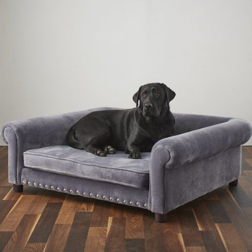 big dog sofa bed carlyle beds reviews large pet furniture removable washable cover cat couch memory foam