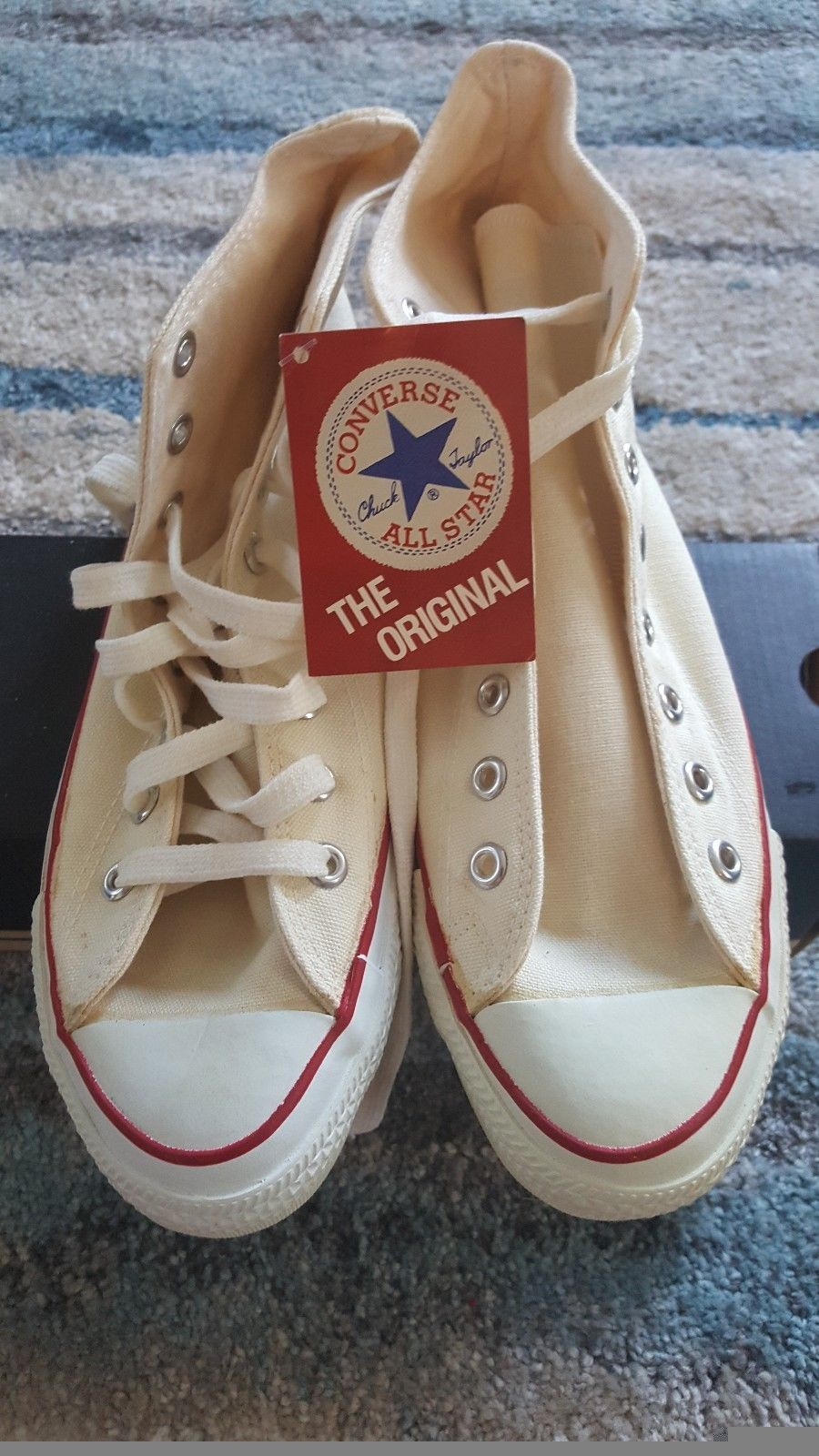 d31c4c1a3cb2 Details about VINTAGE 70s CONVERSE CHUCK TAYLOR ALL STAR HIGH TOP ...