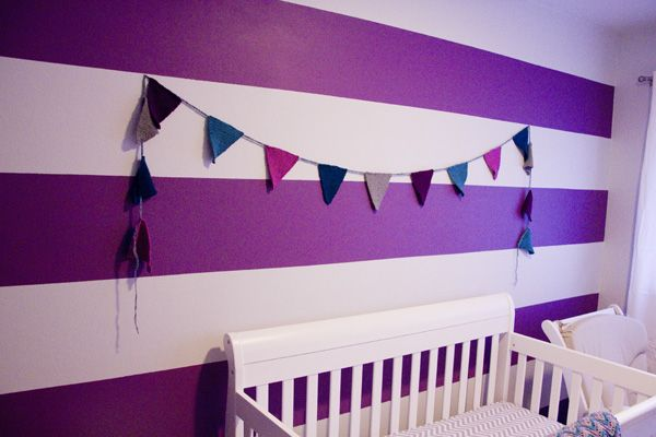 Knit Bunting