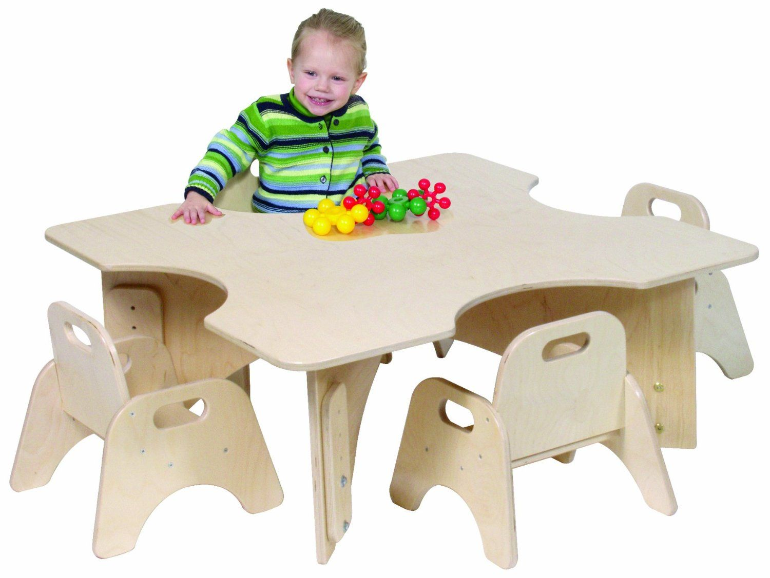 Amazon steffy wood products infant toddler table kitchen amazon steffy wood products infant toddler table kitchen dining workwithnaturefo