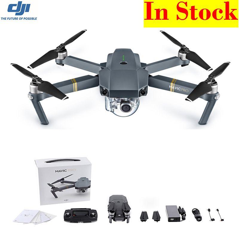 In Stock Dji Mavic Pro 3pcs Batteries Included Mavic Pro Combo Kit Fpv Quadcopter Dji Mavic Pro Quadcopter