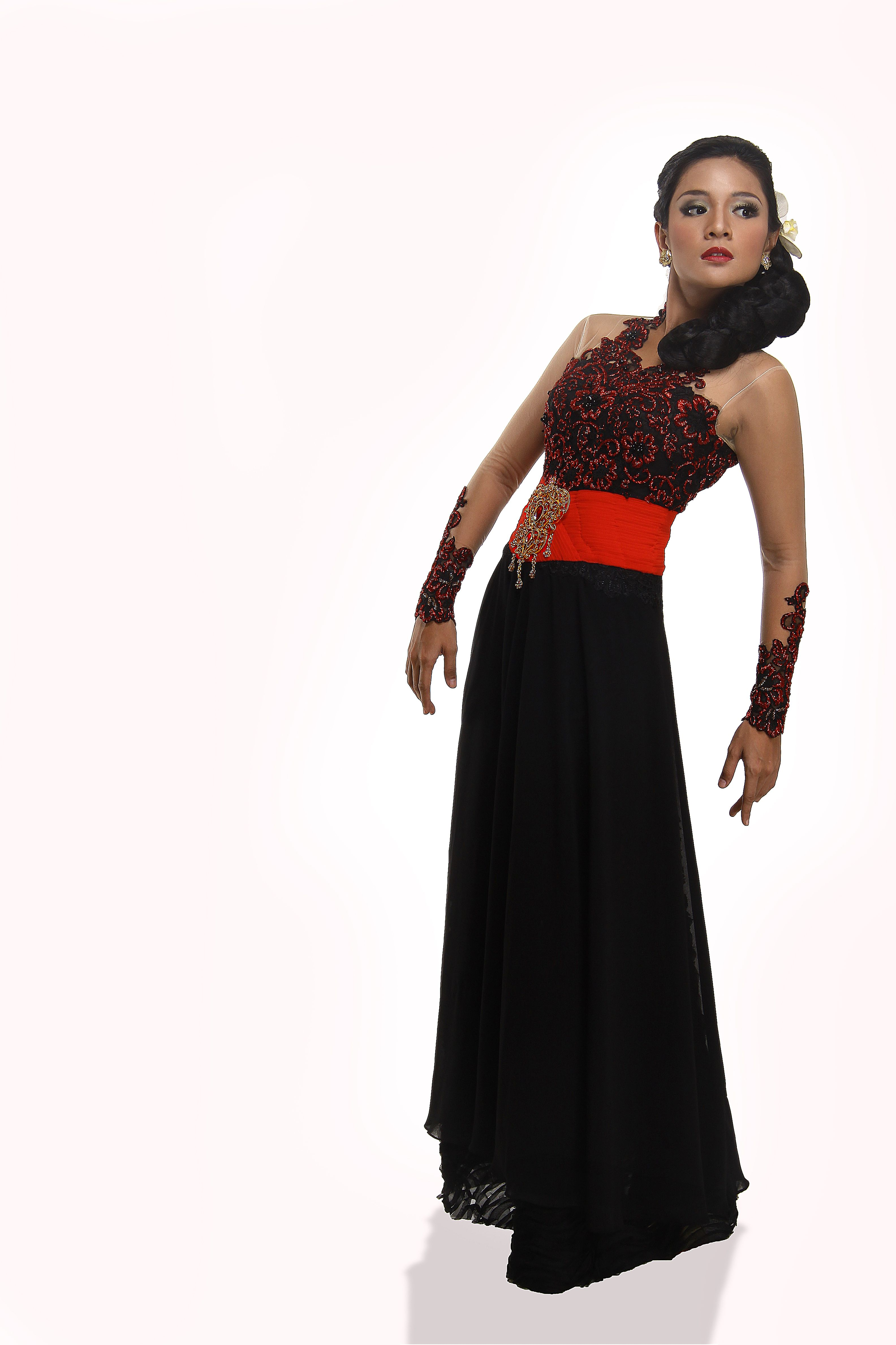 Majalah fashion muslimah dress