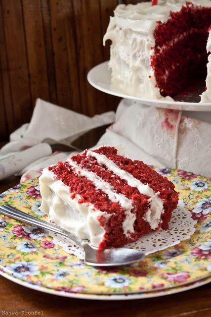 FAVORITE ❣Red Velvet Cake - recipe tested and approved❣Family love it in all colors I already made ❤️