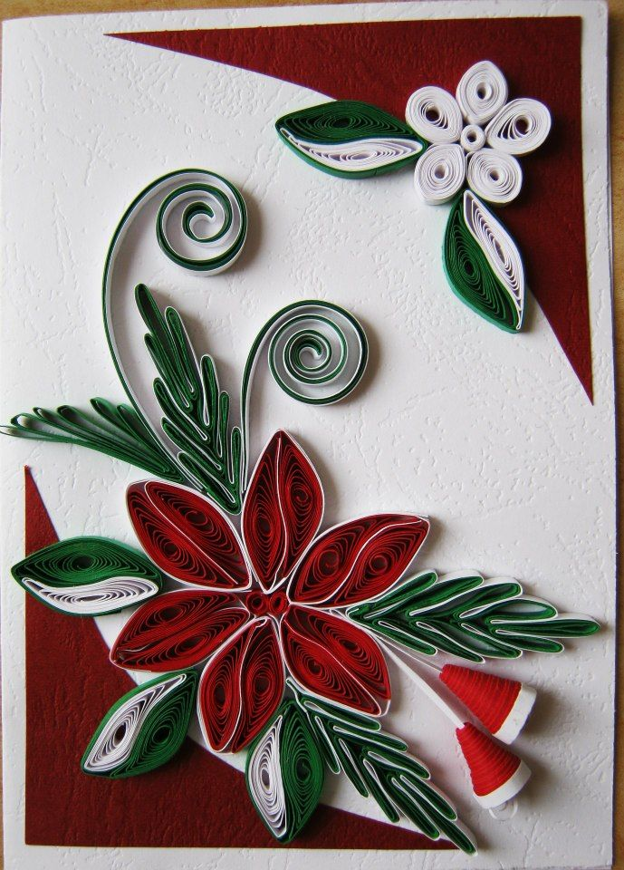 Pin By Stanca Maria Mirabela On Weihnachten Paper Quilling Patterns Origami And Quilling Quilling Paper Craft