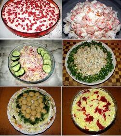 Самые легкие блюда из простых ингредиентов