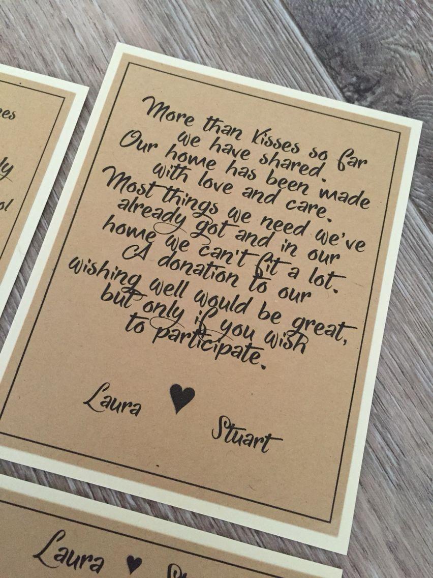 Wishing well Poems. Wedding Wordings, Wedding Planning. Wedding Poems ...