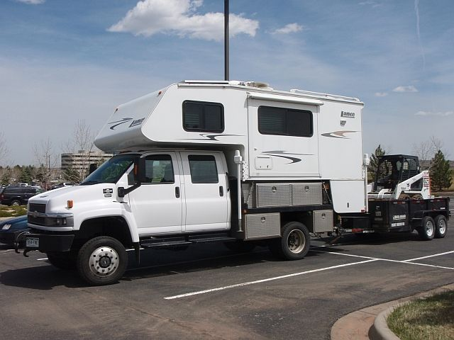 RV.Net Open Roads Forum: Truck Campers: Show Your Rig and