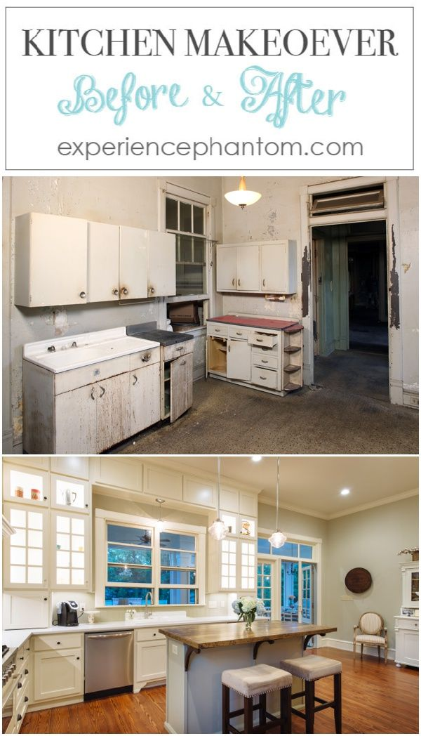 Total Kitchen Makeover From This 1906 Heritage Home Restoration
