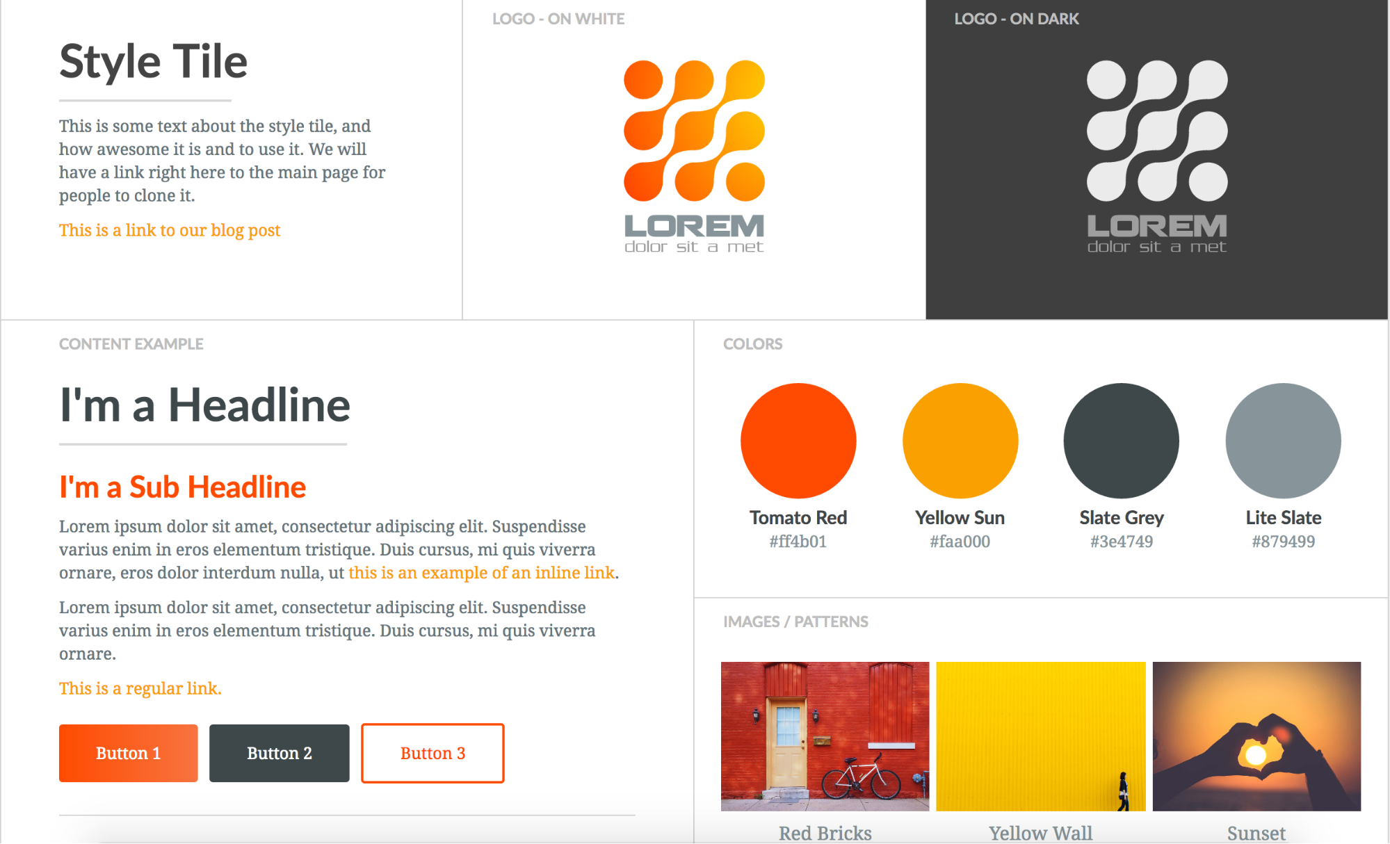 7 Simple Steps To The Web Design Process Webflow Blog Web Design Style Tile Style Guide Design