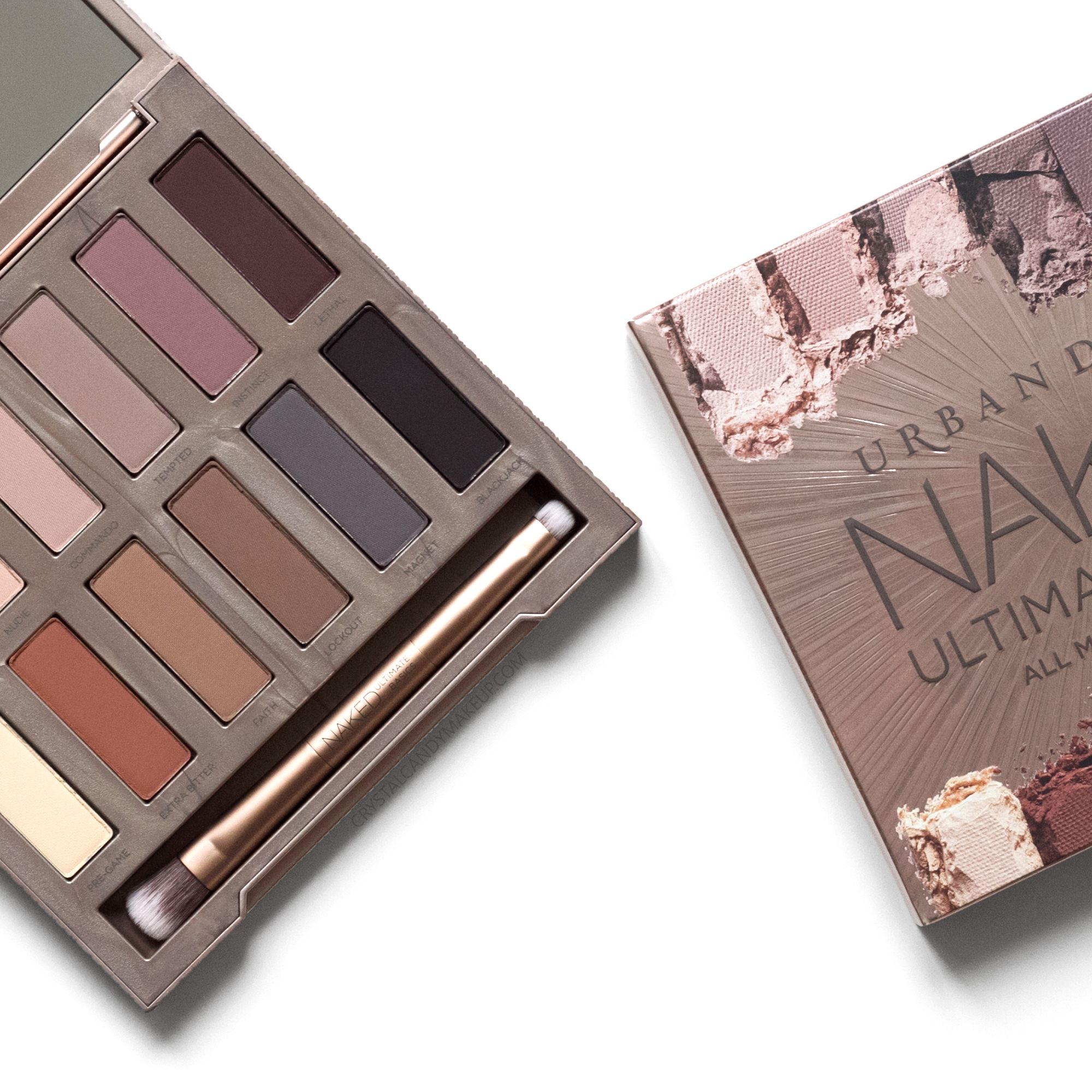 Urban Decay Naked Ultimate Basics Palette, Review And -3621
