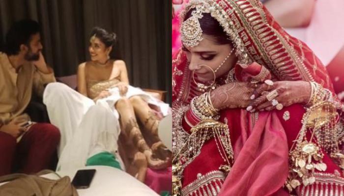 Charu Asopa's 'Mehendi' Has A Unique Connection With ...