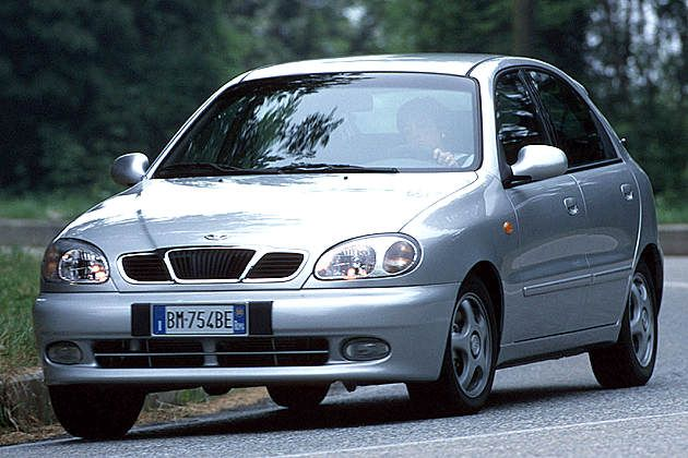 Daewoo Lanos 1.4 SE | Daewoo | Pinterest | Cars