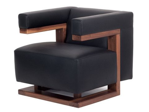 Walter Gropius Bauhaus Office Armchair F51 Furniture Design