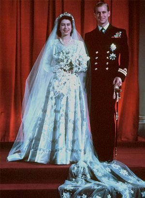 Princess bride style: Past Royal weddings | Princess elizabeth ...