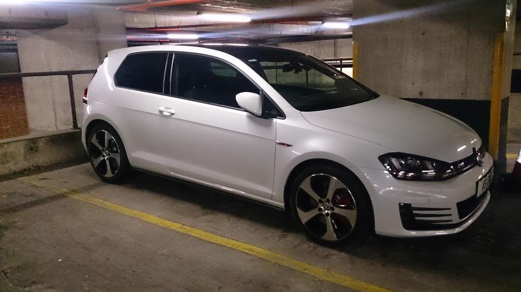Tungsten Silver or White? - GOLFMK7 - VW GTI MKVII Forum