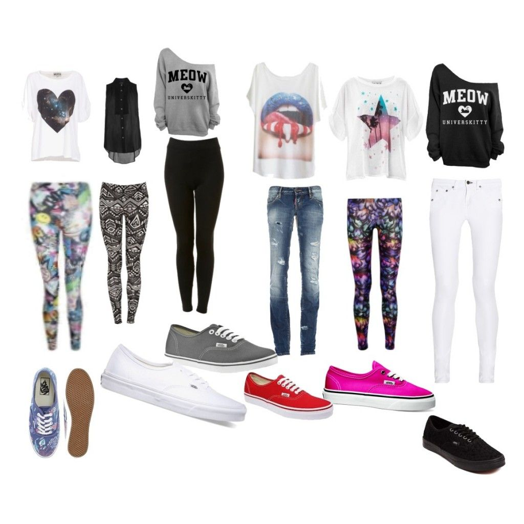 Outfits For School With Leggings | frankmba.com