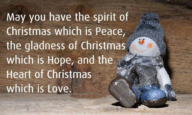 the spirit of christmas peace quotes sayings picturesjpg 640385