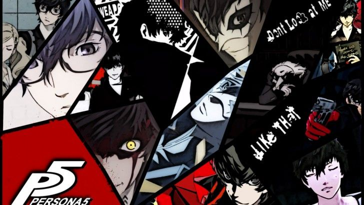 Download Persona 5 Game Background Wallpaper by A3r0dynamik