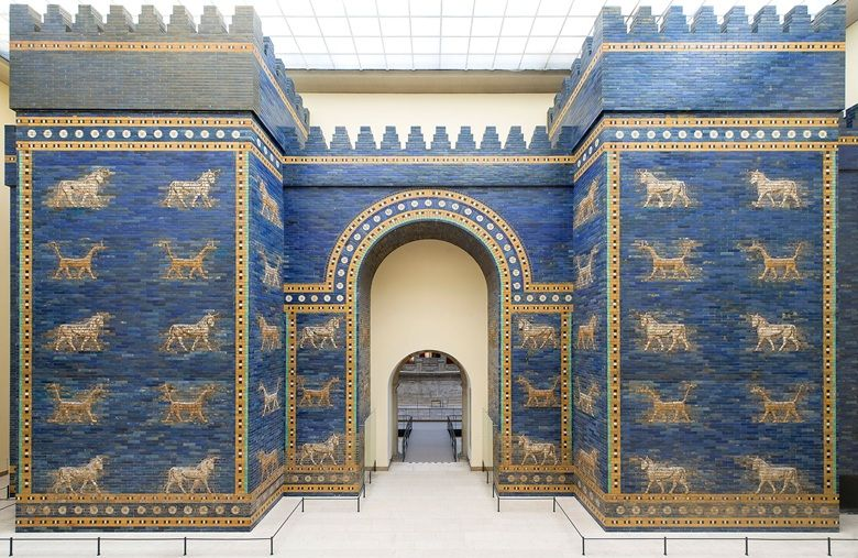 Why Berlin S Masterpieces Offer Enlightenment In Uncertain Times Christie S Ishtar Architecture History Pergamon Museum