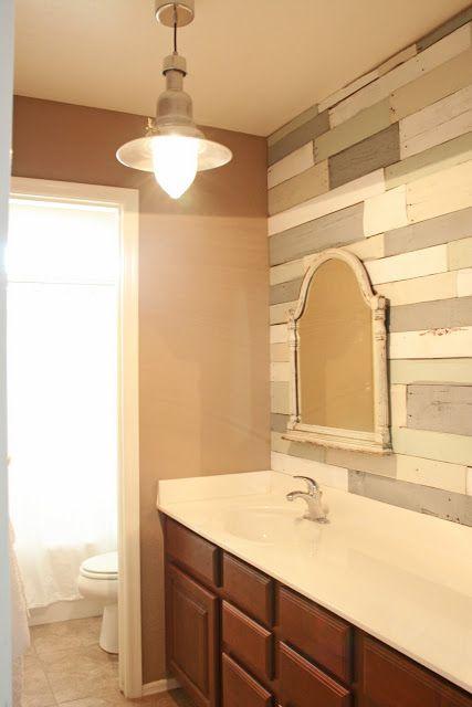 Home Tour by Grand Designs } | Bathrooms | Pinterest | Barn light ...