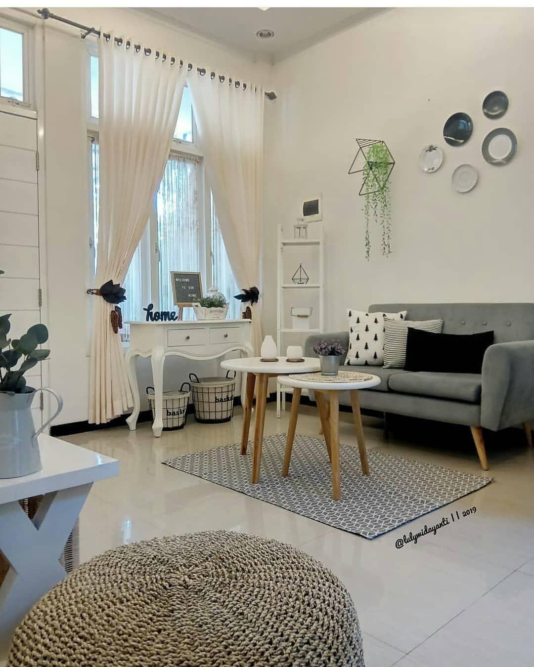 Livingroom Ideas For 3x3 Ruang Tamu Rumah Desain Interior Ide Dekorasi Rumah