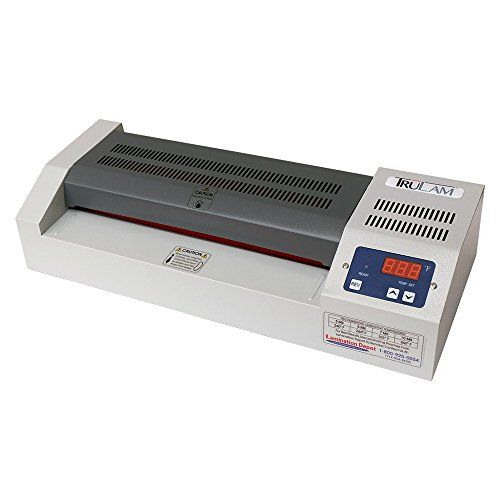 Trulam 12 Inch Pouch Laminator Tl 320b Laminators Document Cameras Thermal