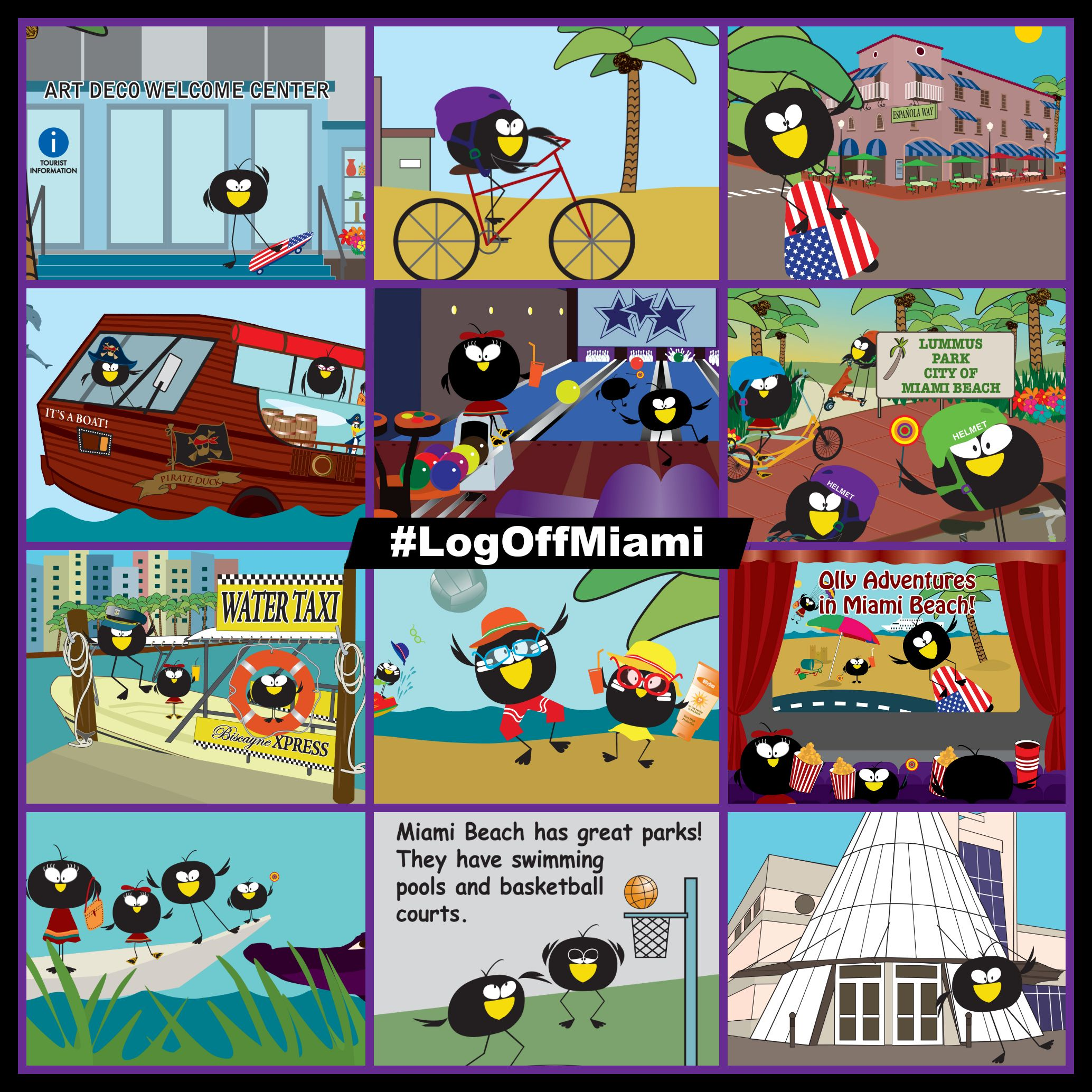 Olly Has A Full Calendar Of Events For Kids And Families Visiting Or Living In Miami