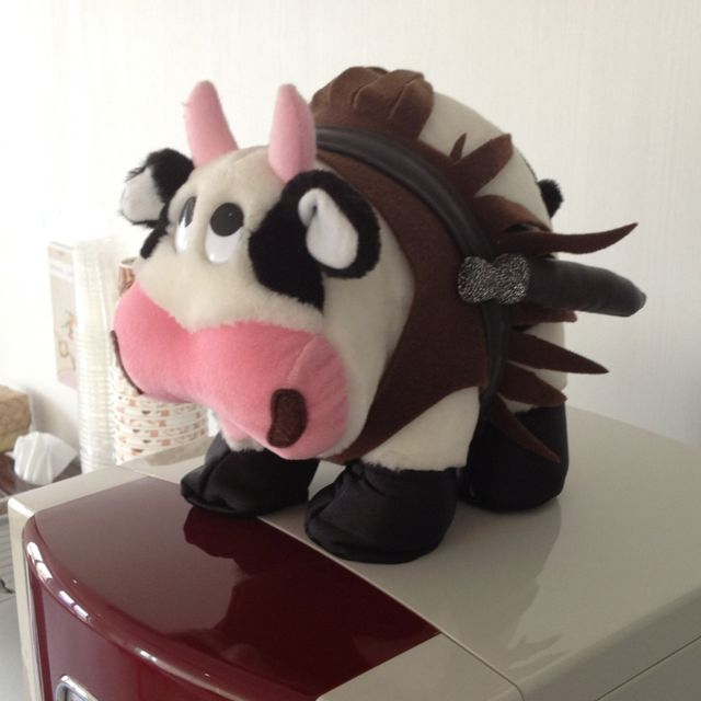 Viking Cow!