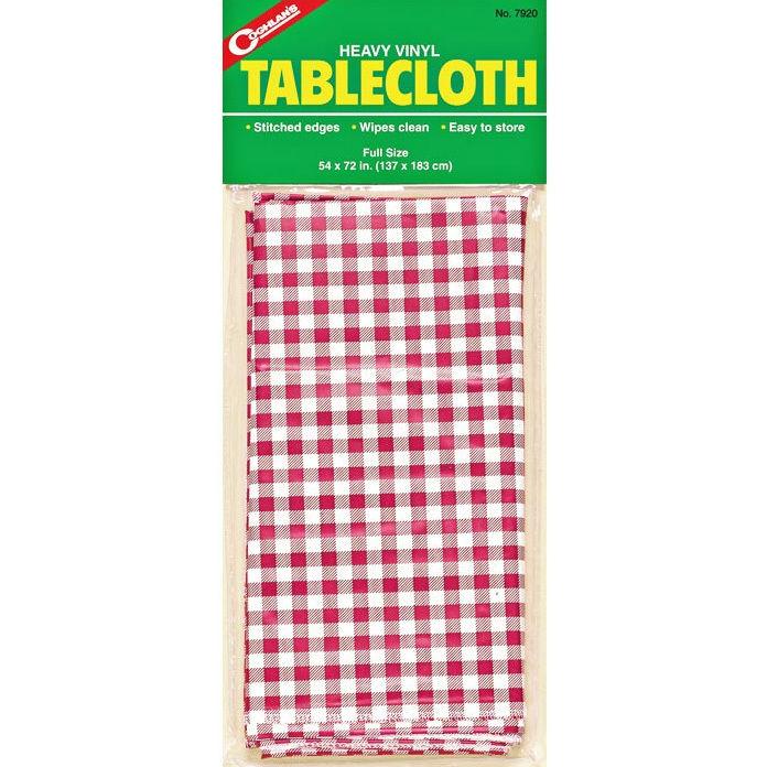 Coghlan/'s 7920 Heavy Vinyl Tablecloth