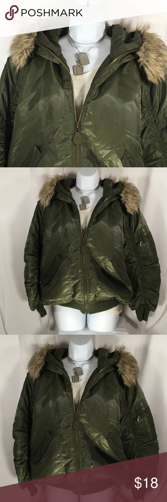 Green Puffer Jacket Sz 3xl Exc Green Puffer Jacket Puffer Jackets Jackets [ 1740 x 580 Pixel ]