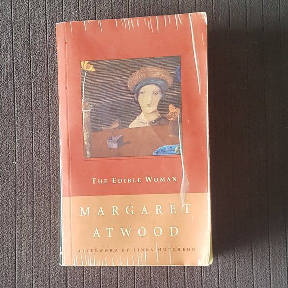 Margaret Atwood- The Edible Woman Book Paperback