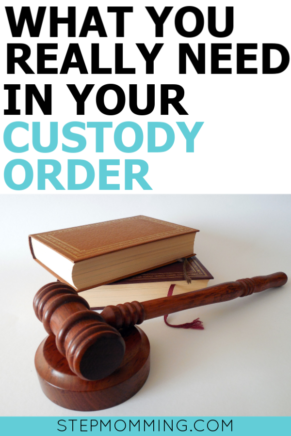 Custody Agreements: What you NEED to Include #divorce