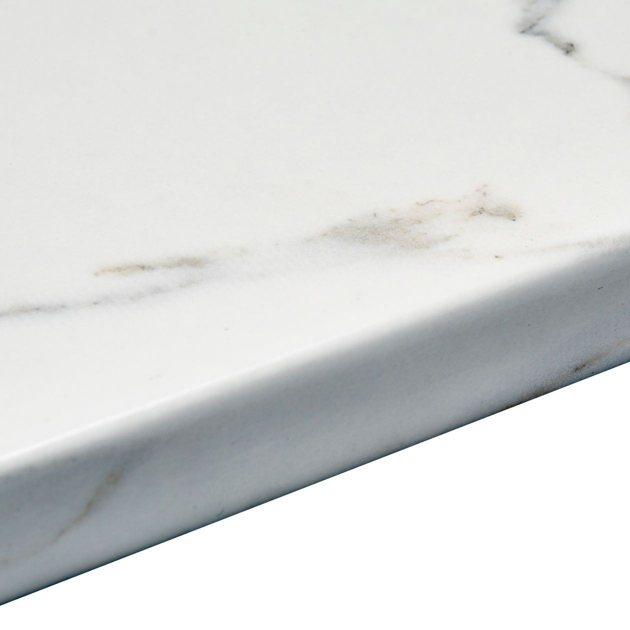 38mm Marble Veneto Laminate Granite Effect Round Edge Breakfast Bar ...
