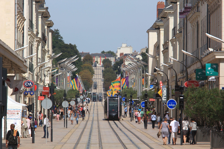 Tours Indre Et Loire Canton