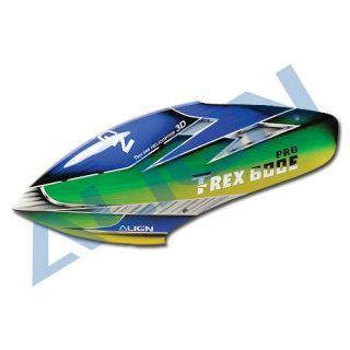 Align Trex 600E PRO Painted Canopy HC6603