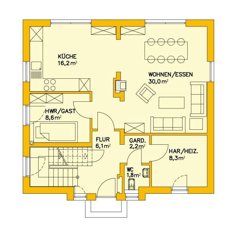 Pin von Grek337 auf Grundrisse Grundriss