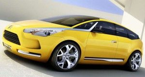 French automakers Citroen continues to issue the limited information on its new premium models DS4 and DS5.