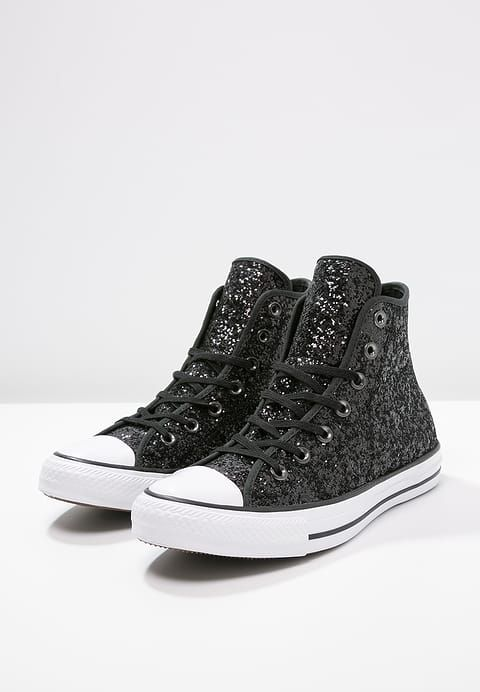 172bde5ed9d Converse CHUCK TAYLOR ALL STAR - Sneakers hoog - black/white - meta.domain