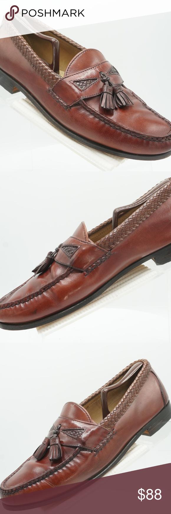 Allen Edmonds Size 11 EEE Loafers Mens