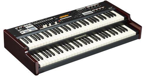 Hammond SK2 Digital Organ Dual Man 61 Note In 2019