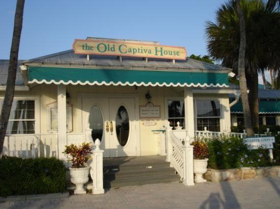 Sanibel Island Restaurants: Old Captiva House Restaurant