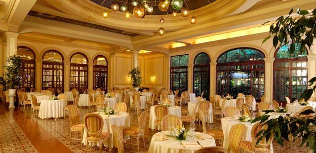 Foto Banchetti Per Cerimonie Grand Hotel Royal Viareggio