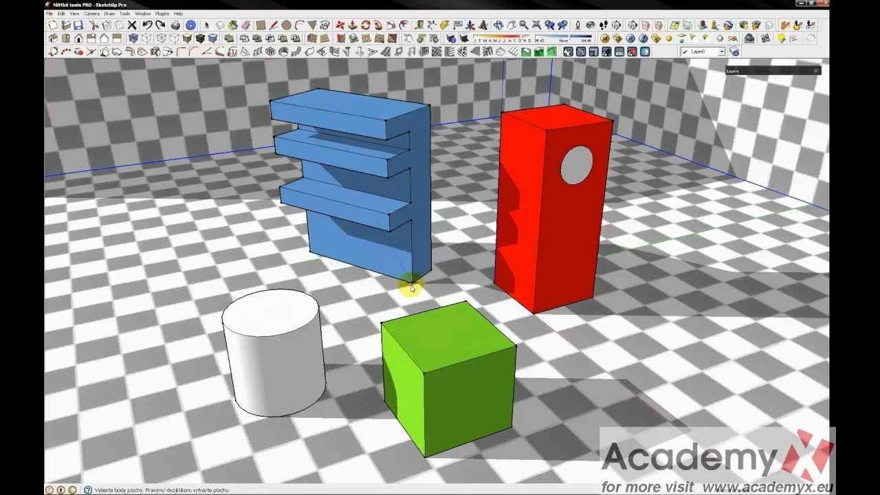 1001bit tools part 1 | Sketchup PLUGINS