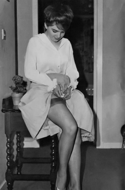 Above told Vintage stockings spick and span magnificent idea